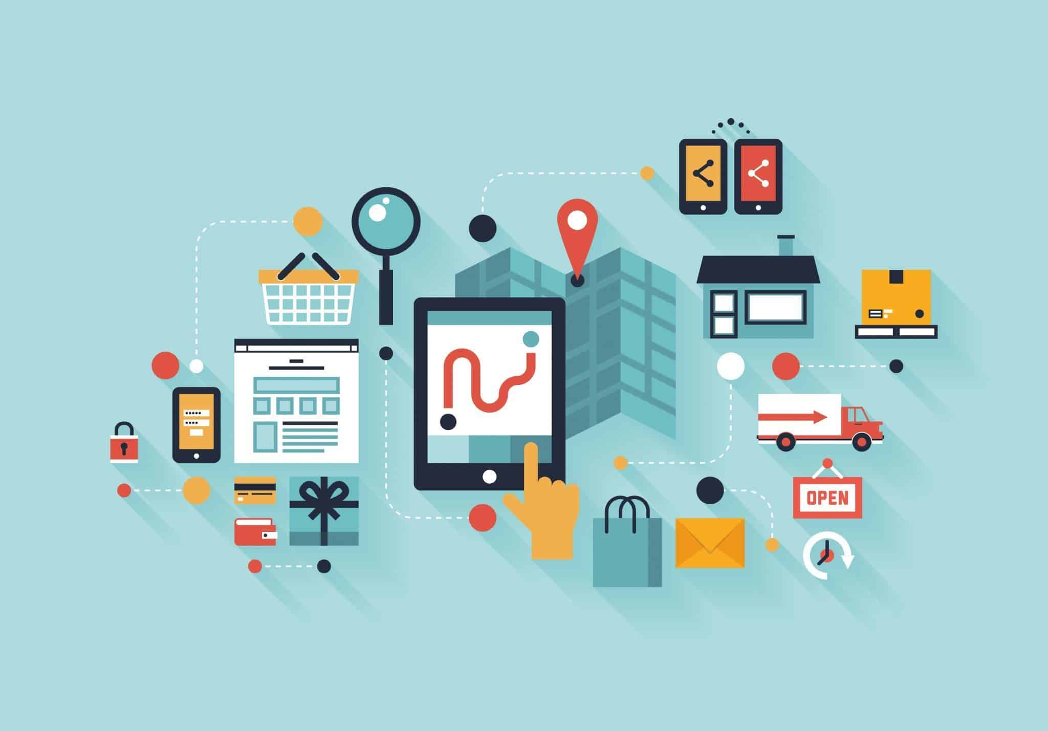 How to grow your web business with digital marketing